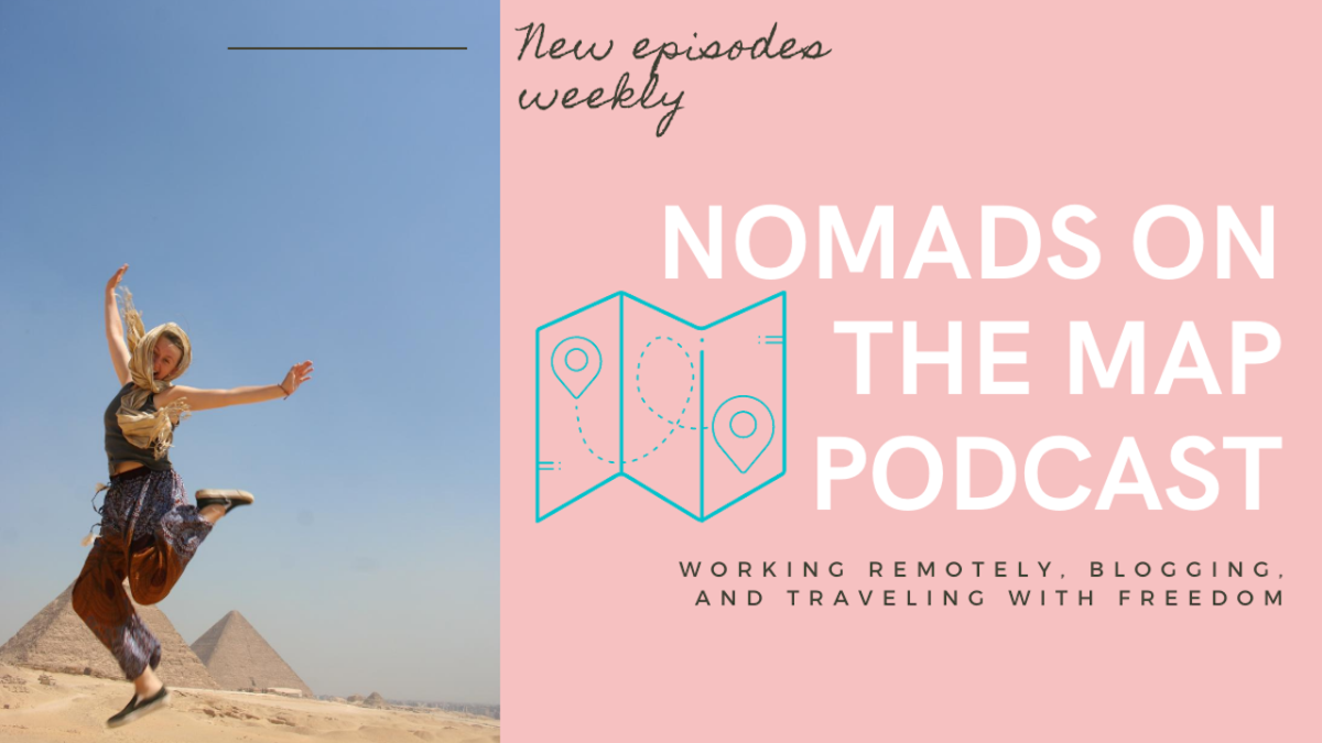 Nomads on the Map Episode Seven | Alex on the Map